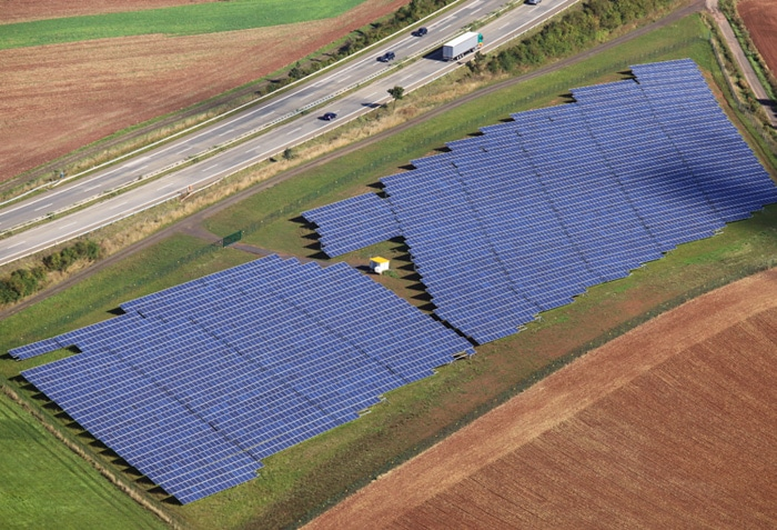 Solarpark Münchweiler