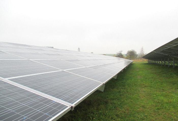 Solarpark Nessa