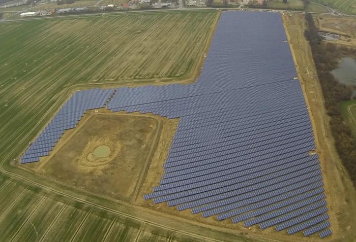 Solarpark Woldegk