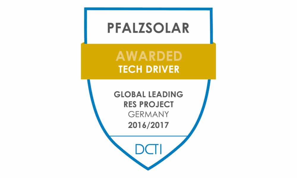 DCTI SEAL Global Leading RES Projects