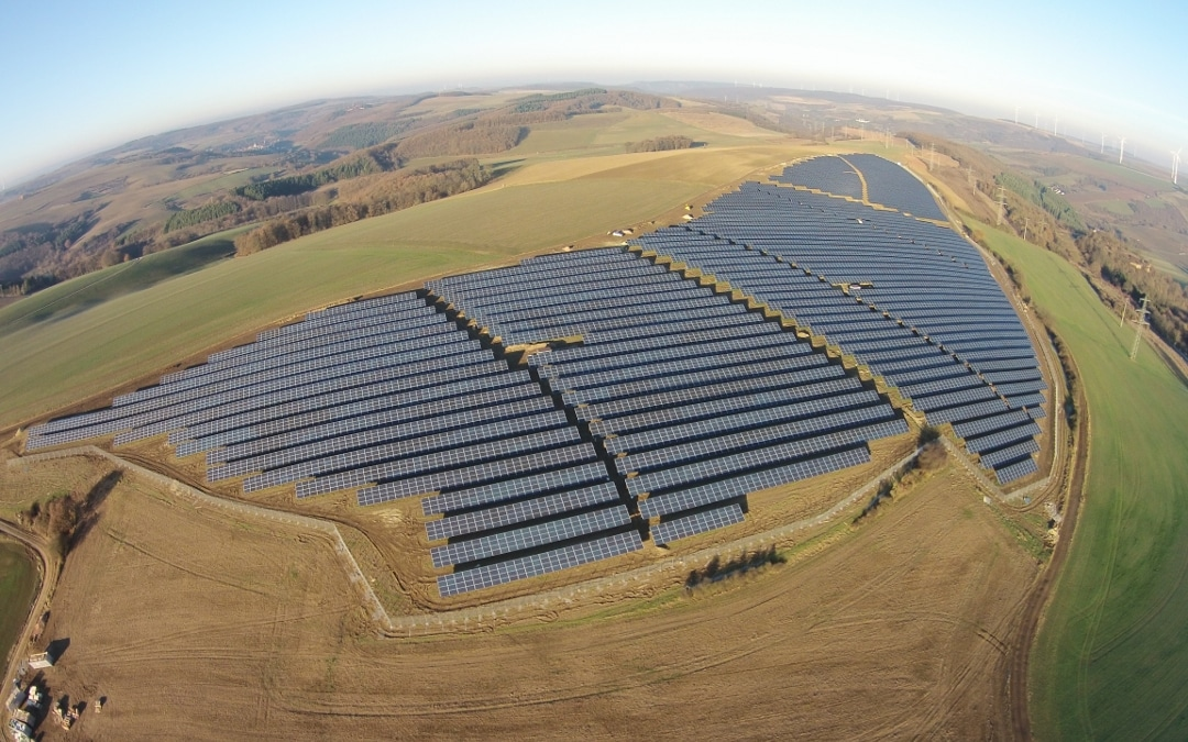 Solarpark Schiersfeld