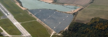 2012 | Solarpark Altenburg mit 16,5 MW
