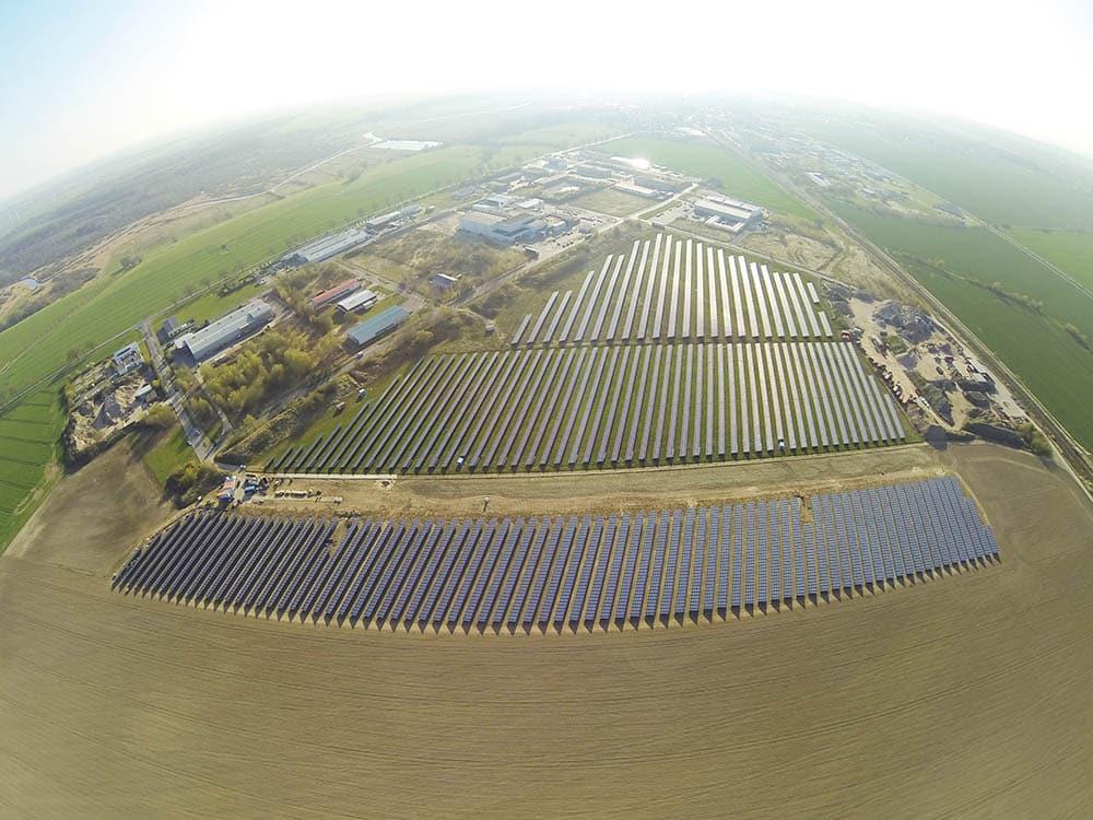 Solarpark Ribnitz