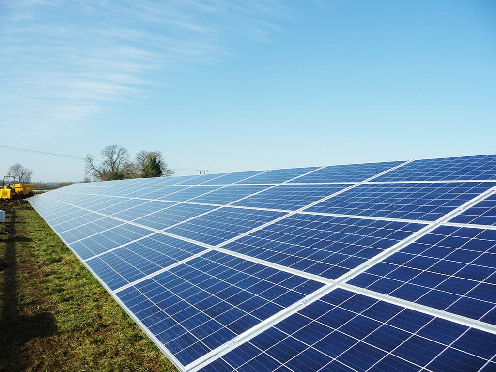 Solarpark Sutor Farm (UK)