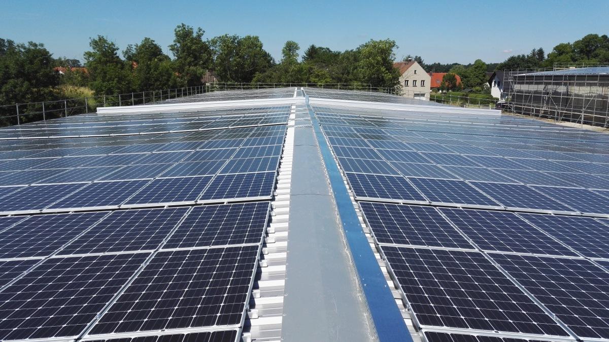 Photovoltaik Horka Sachsen Pfalzsolar