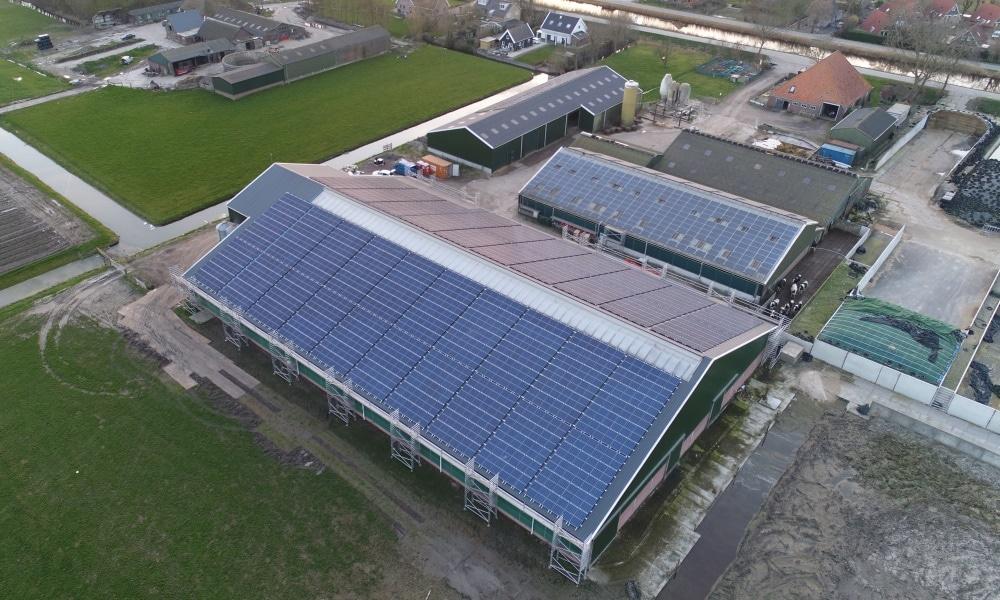 PFALZSOLAR PV-Anlage Burgerbrug NL