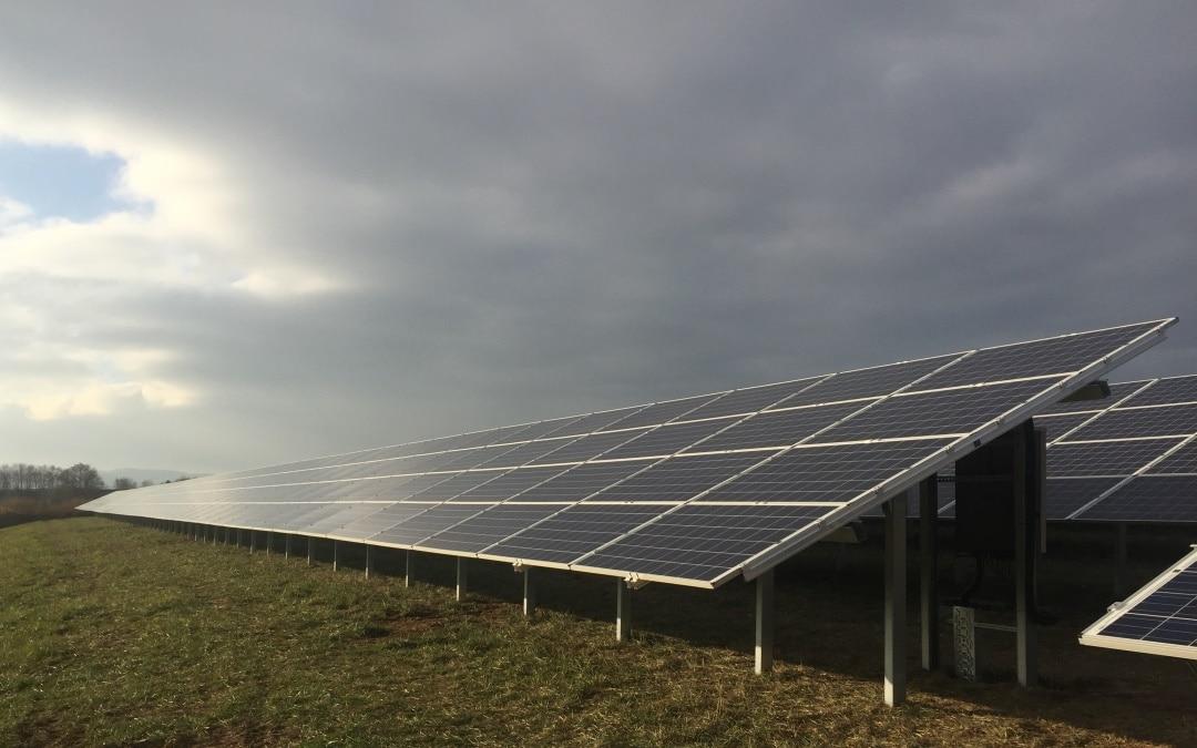 Solarpark Ellerstadt