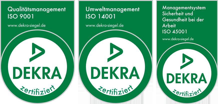 Pfalzsolar Zertifizierungen