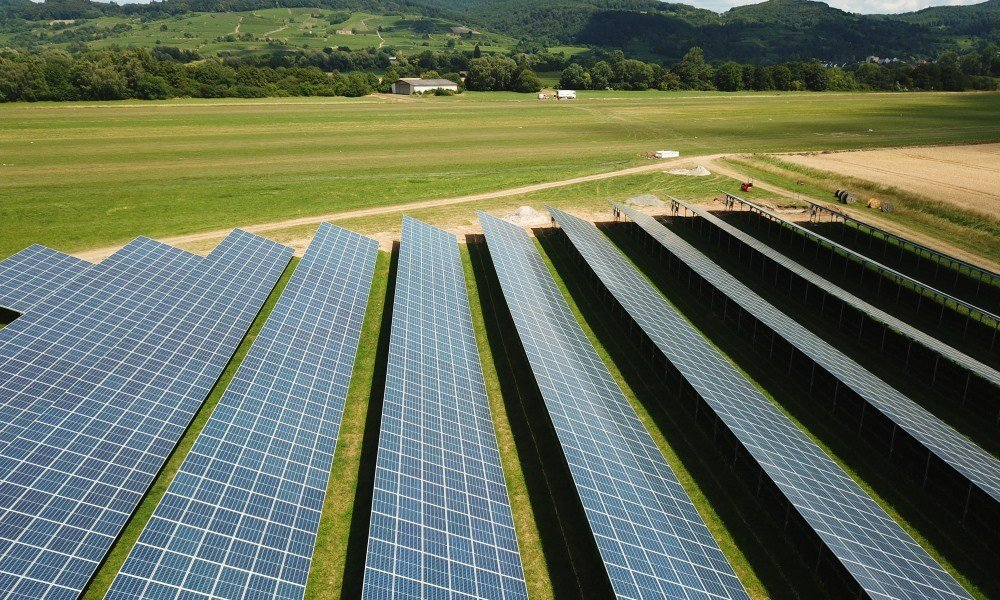 Solarpark Heppenheim