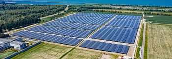 2019 | SOLARPARK 'ALMERE' WITH 34 MW